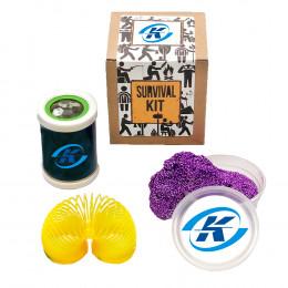 Custom Fidget Survival Kit