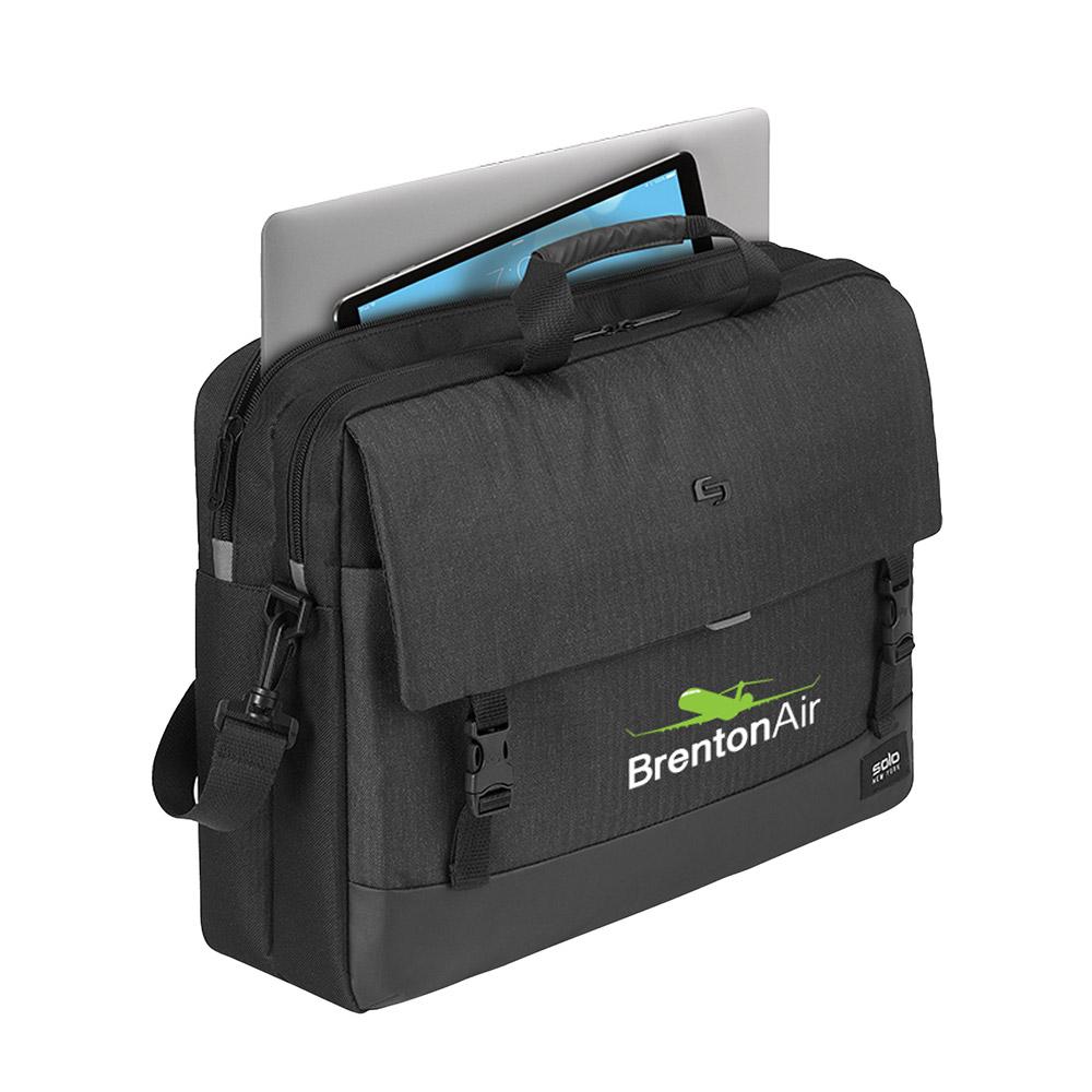 Solo® Custom Notch Briefcase