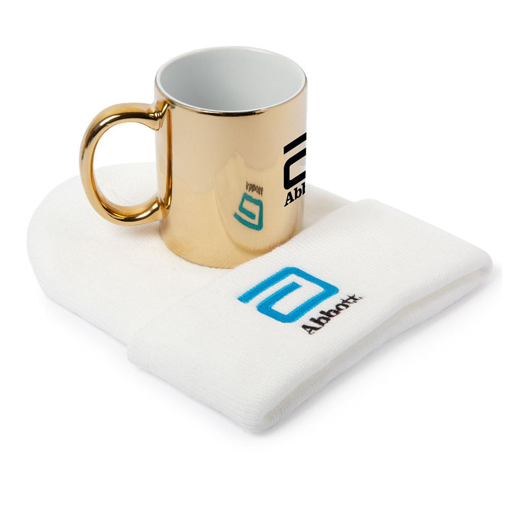 Custom Crown & Cup Gift Set