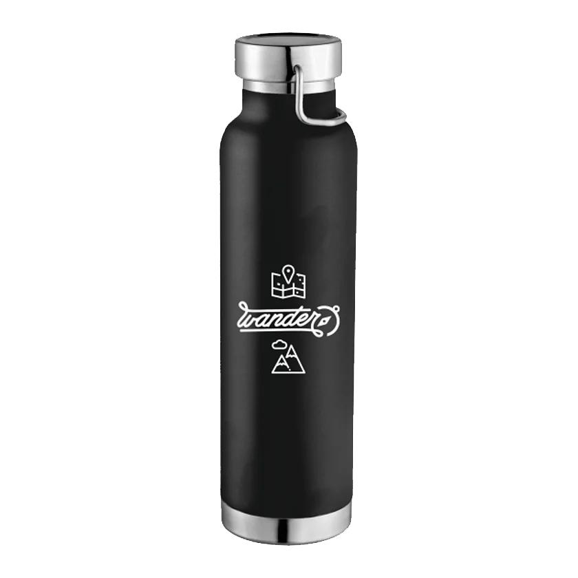 Custom Thor Copper Vacuum Insulated Bottle 22oz