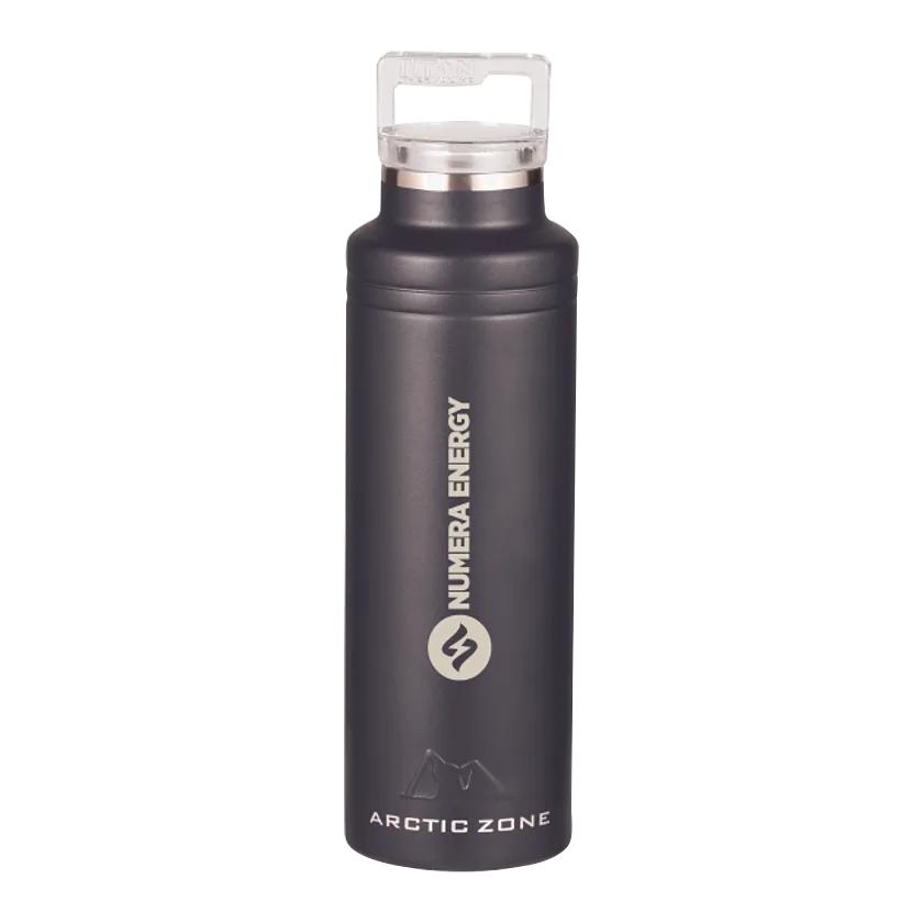 Custom Arctic Zone® Titan Thermal HP® Copper Bottle 20oz