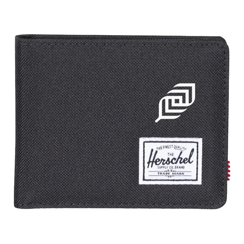 Custom Herschel Roy Wallet