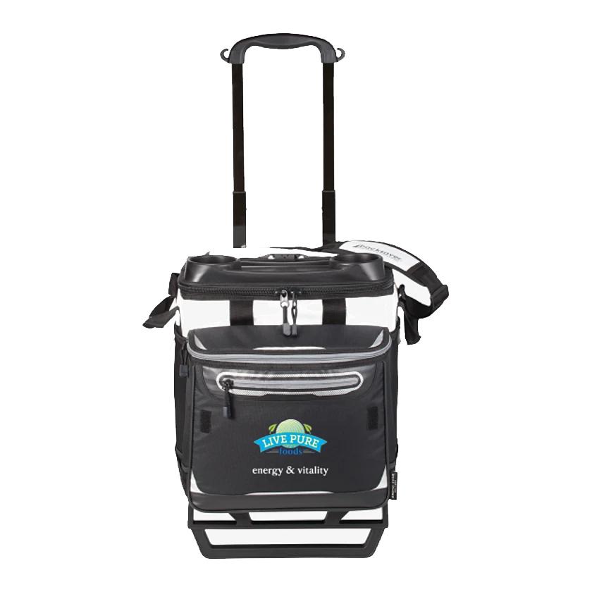 Custom Arctic Zone® Titan Deep Freeze® Rolling Cooler