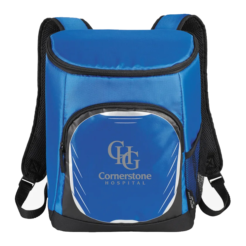 Custom Arctic Zone® 18 Can Cooler Backpack