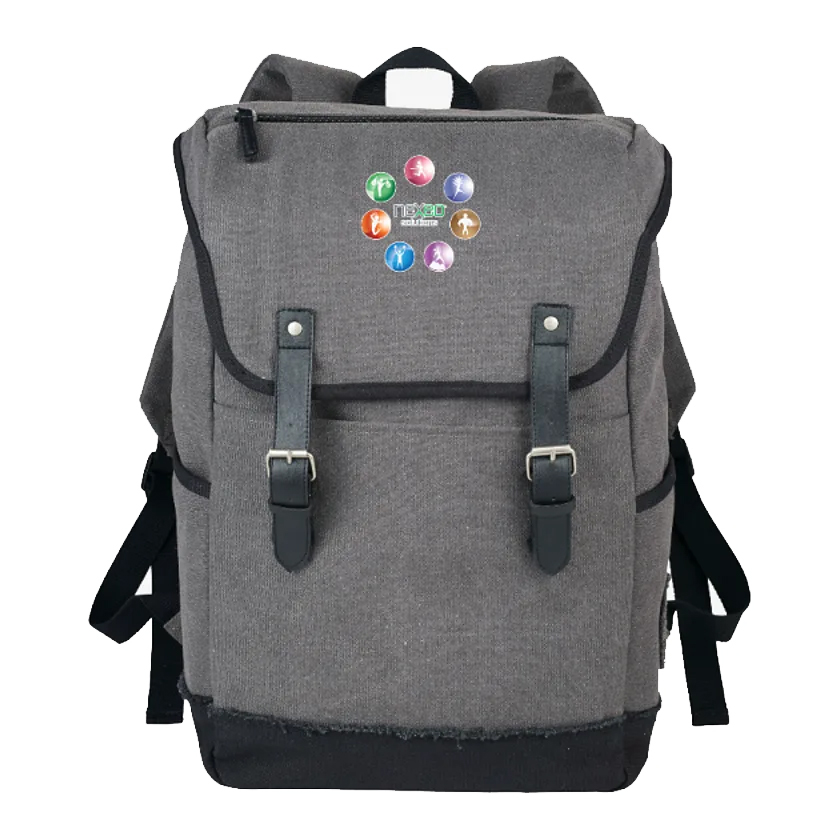 "Custom Field & Co. Hudson 15"" Computer Backpack"