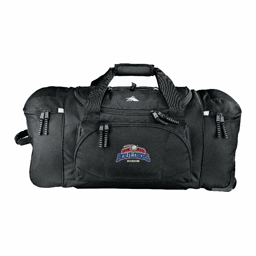 "Custom High Sierra® 26"" Wheeled Duffel Bag"