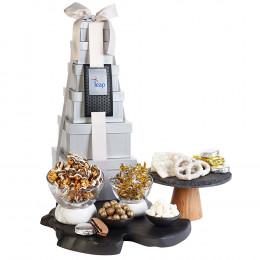 Custom Premium Celebration 5-Tier Treat Tower