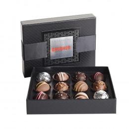Gourmet Truffle Gift Box - 12 pc