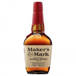 Maker's Mark 750ml Kentucky Straight Bourbon Whiskey