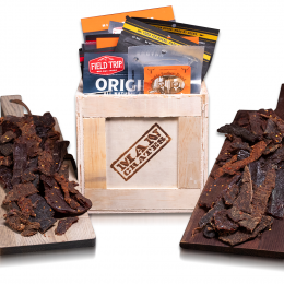 Ultimate Beef Jerky Crate