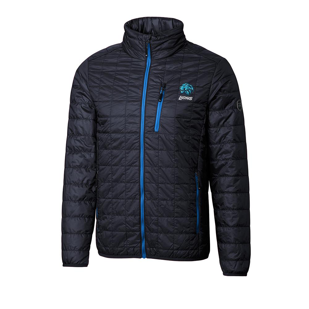 Custom Cutter & Buck Rainier PrimaLoft Eco Full Zip Jacket - Men's