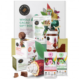 The Chocolatier's Collection Gift Box by Blue Stripes Urban Cacao