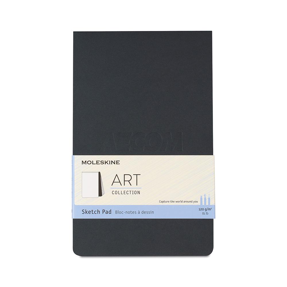 Moleskine® Large Logoed Sketchpad