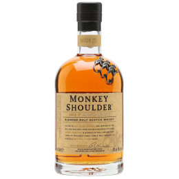 Monkey Shoulder 750ml Batch 27 Blended Malt Scotch Whisky