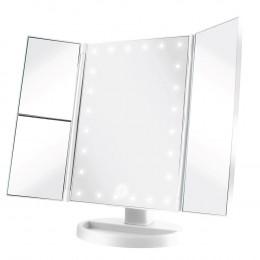 Vivitar® Cordless LED Light Up Vanity Mirror
