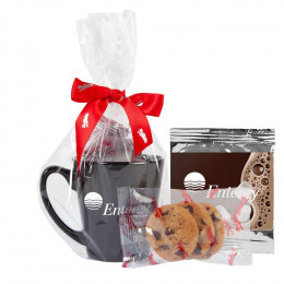 Custom Mrs. Fields Cookie & Cocoa Gift Set