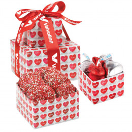 Lots of Love 2-Tier Treat Tower