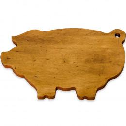 J.K. Adams Novelty Farm Pig Board