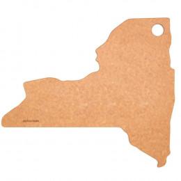 State Shape Cutting Board