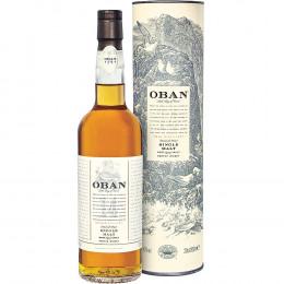 Oban 14-Year-Old Single Malt Scotch Whisky 750ml