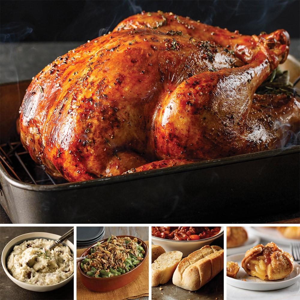 Omaha Steaks® Thanksgiving Favorites