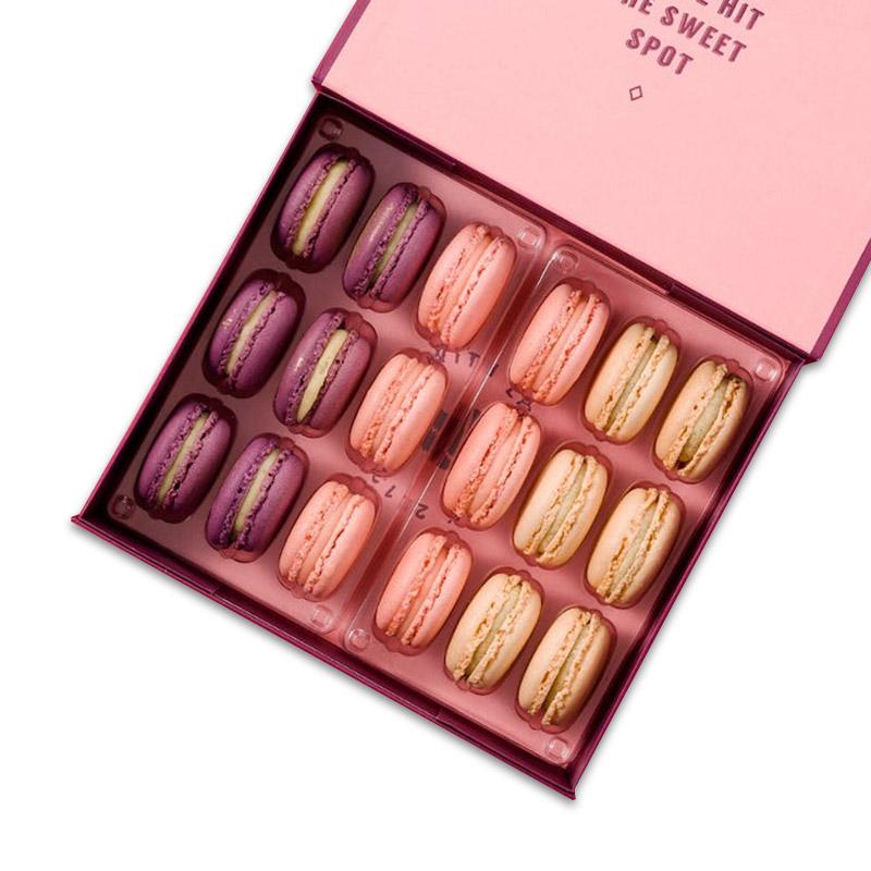 Woops Parisian Flair Macaron Gift Box - 18 pc