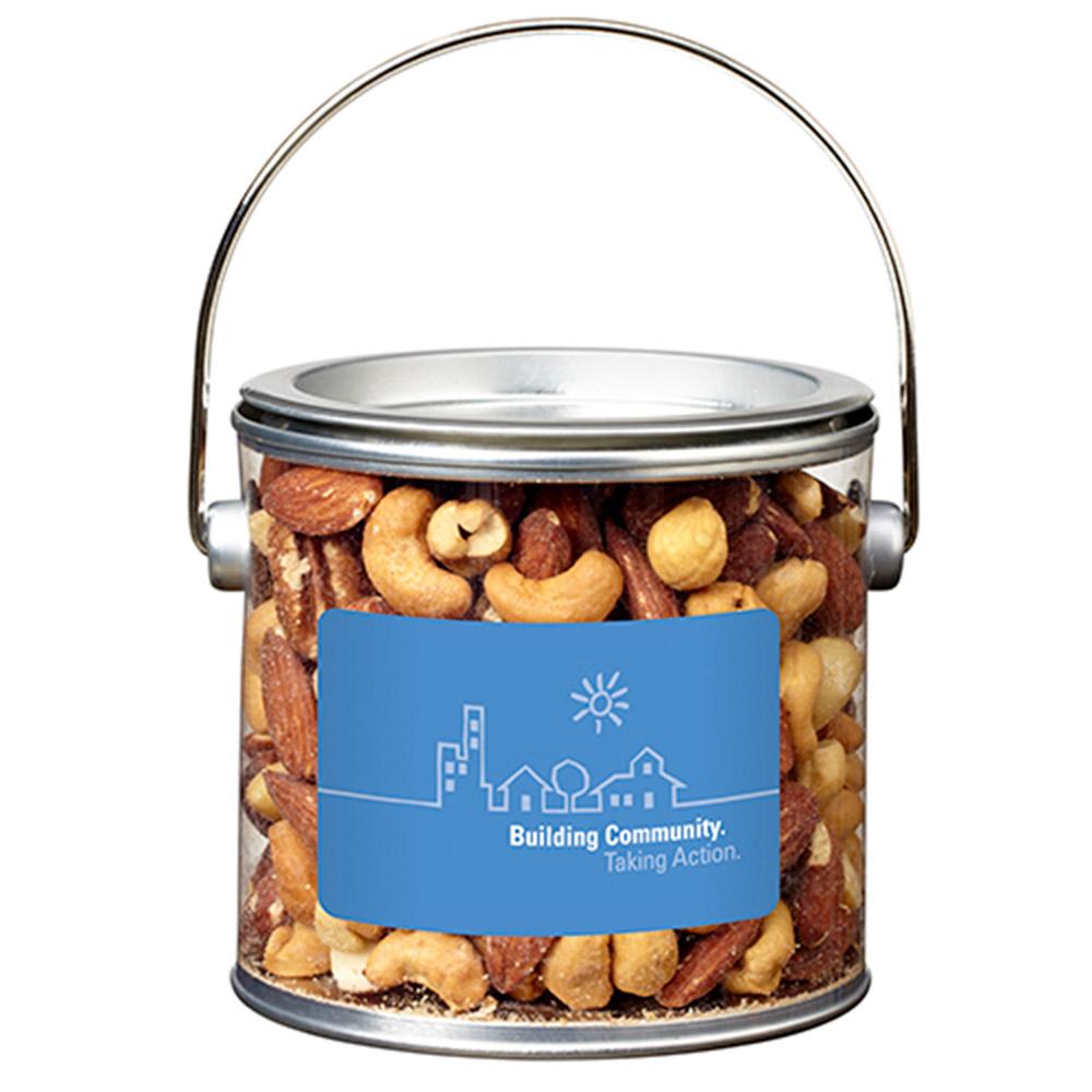 Custom Mixed Nut Paint Can