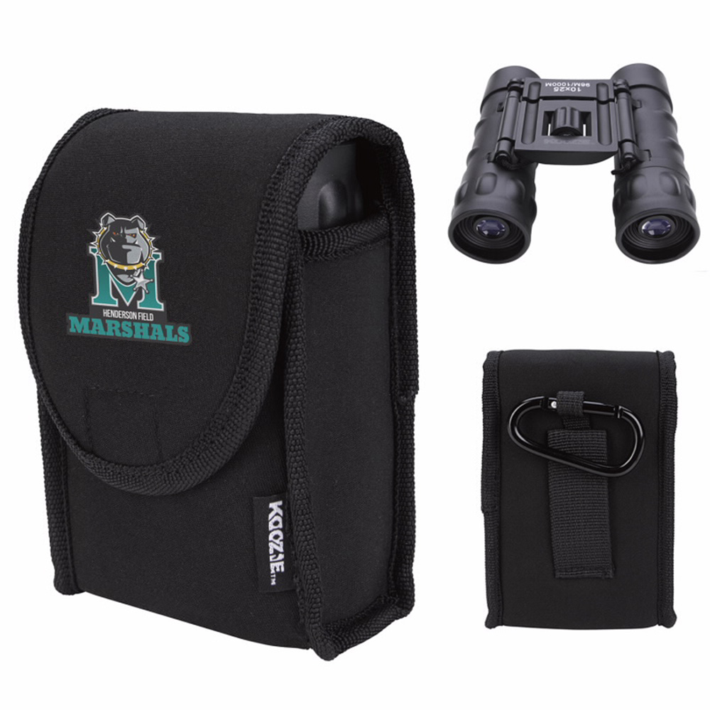 Koozie® Kamp Custom Binoculars