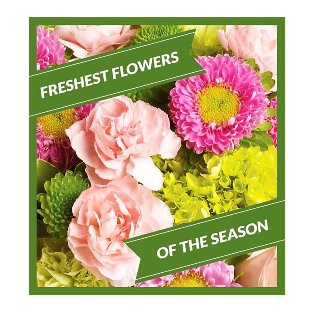 Freshest Flowers of the Season