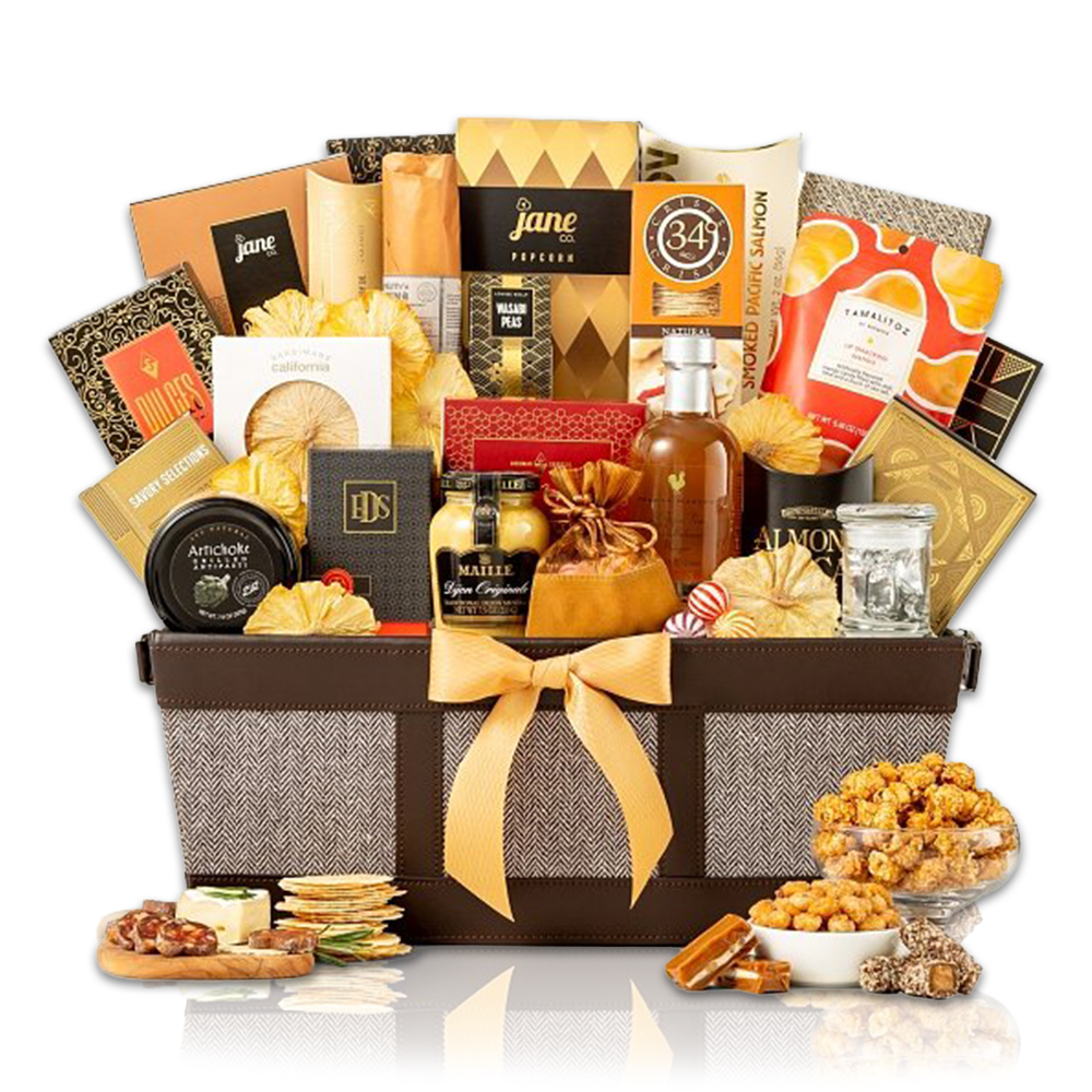Fit for Royalty Gourmet Basket