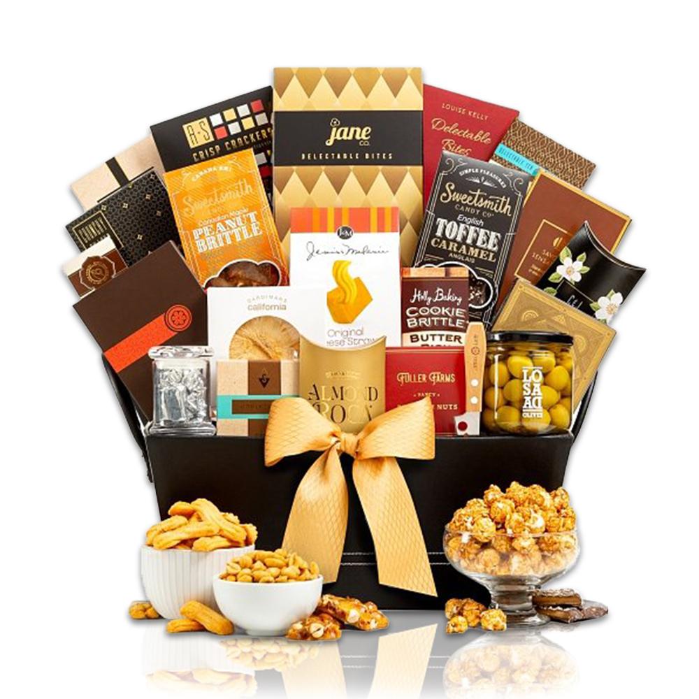 The Manhattan Gift Basket