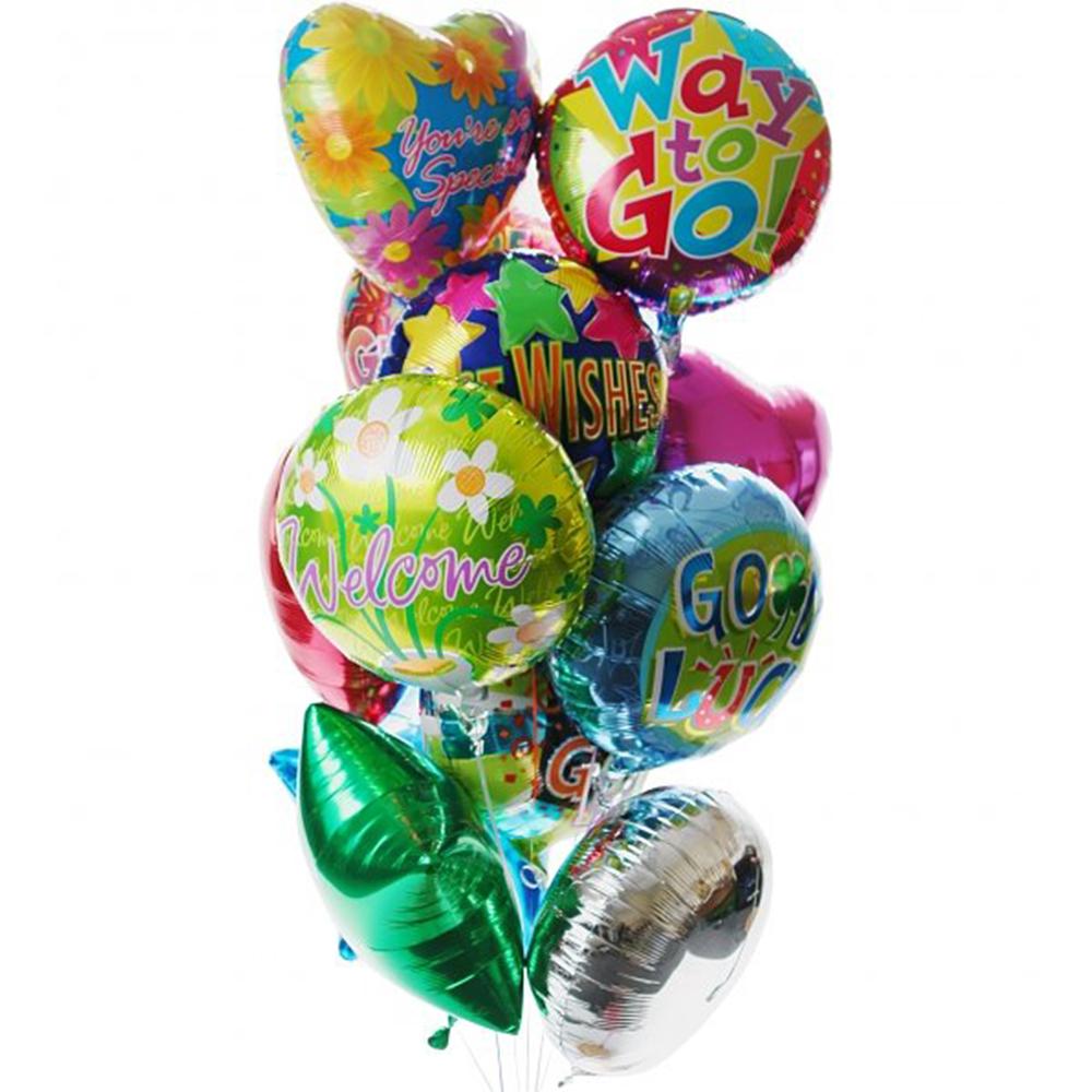 Balloon Bouquet -12 Mylar