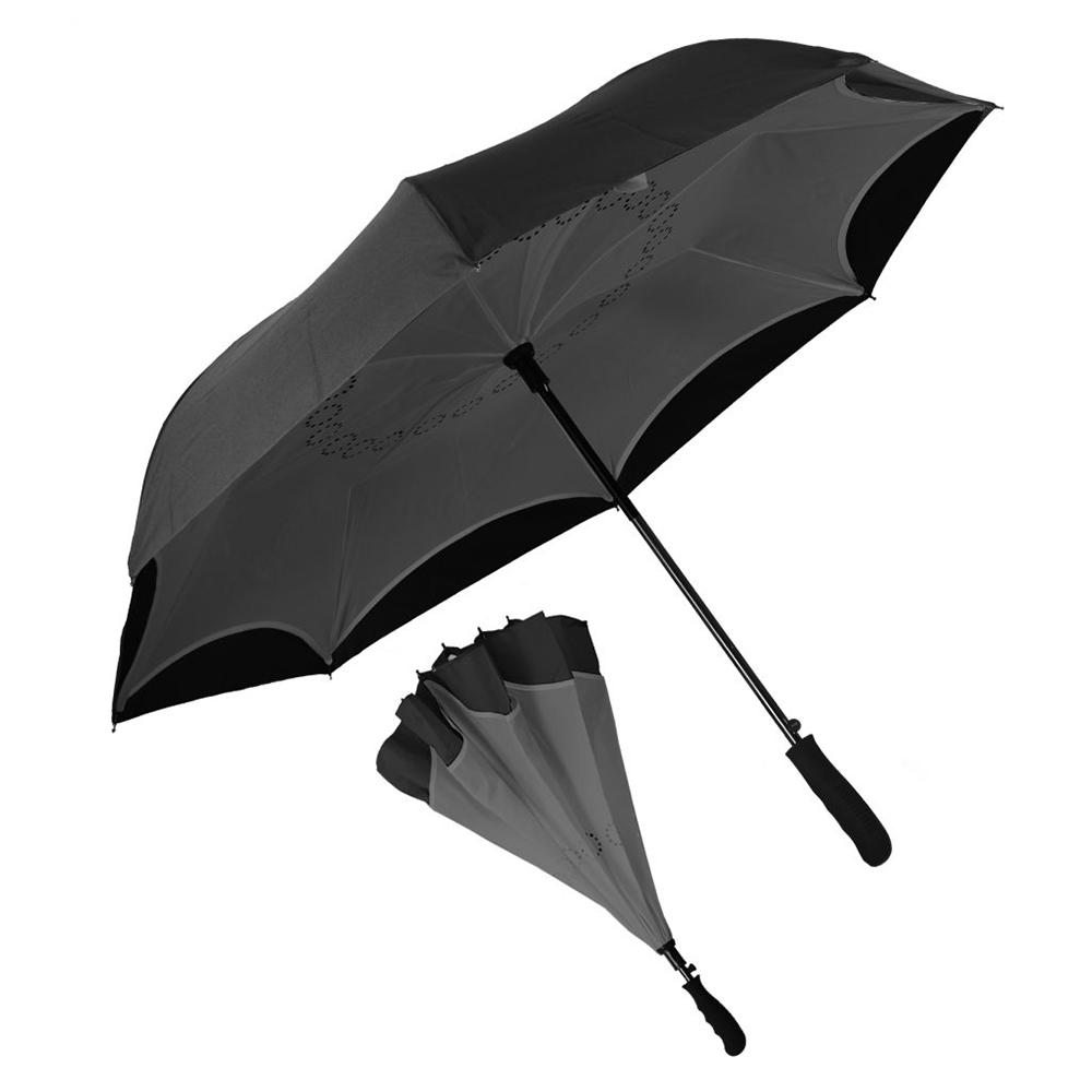 Custom The Rebel Arc Inverted Umbrella 48''