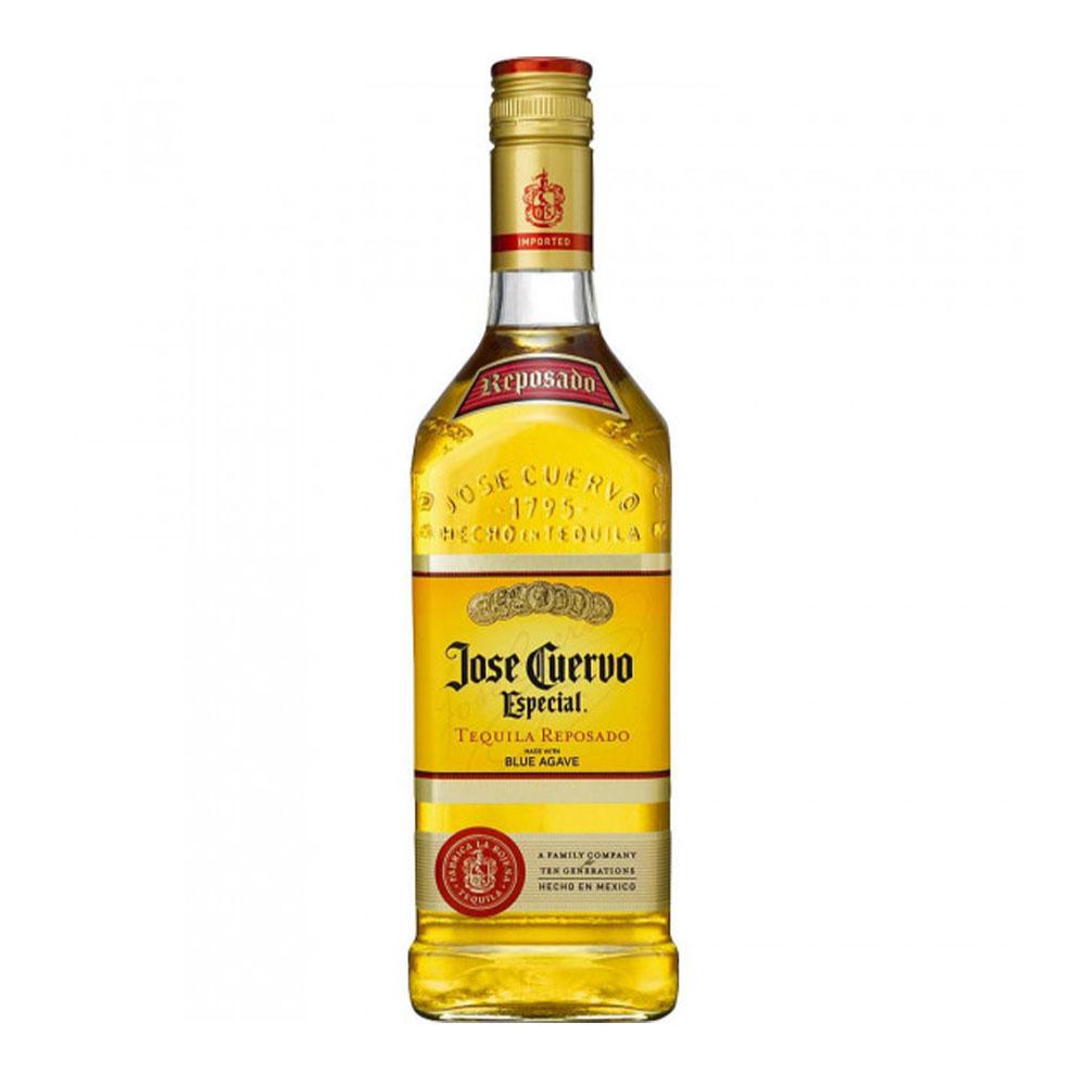 Jose Cuervo Gold Tequila 750ml