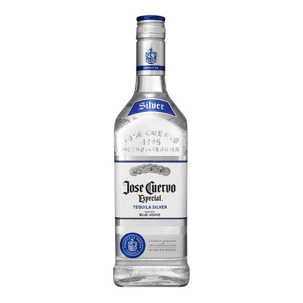 Jose Cuervo Silver Tequila 750ml