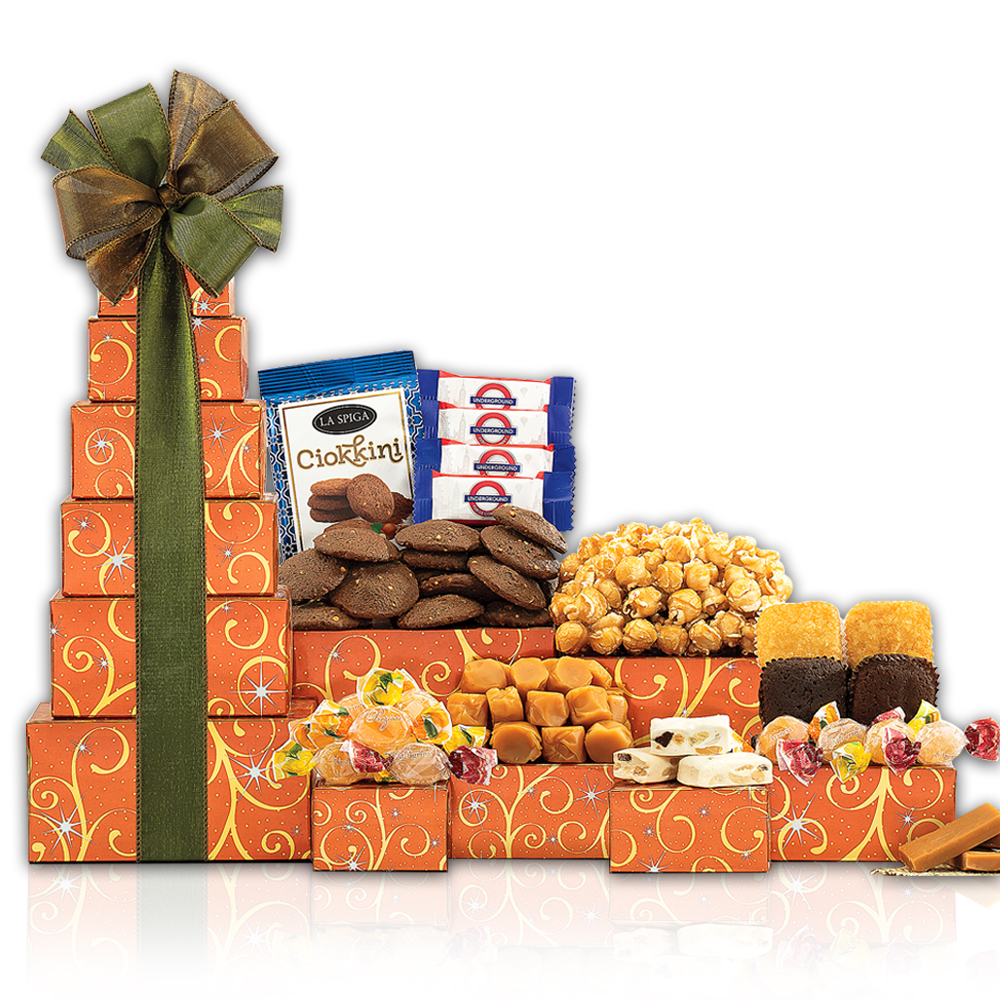 Tower of Sweets & More