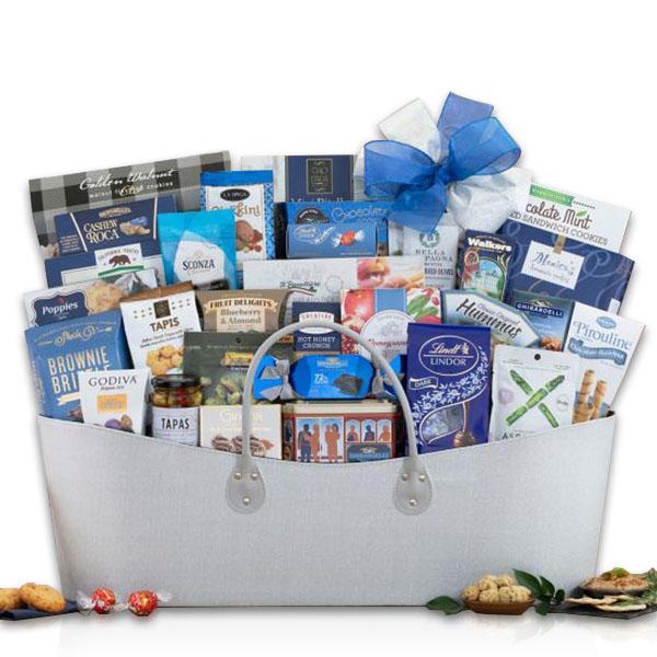 Deluxe Kosher Gift Basket