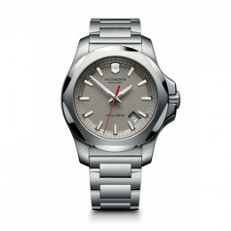 Custom Victorinox Swiss Army I.N.O.X. Stainless Steel Watch