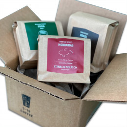3-19 Coffee Sampler Pack