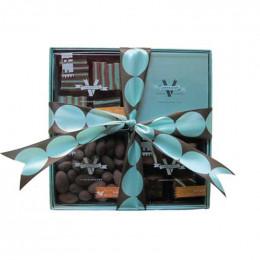 V Chocolate Sampler Box
