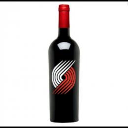 Custom Engraved California Coastal Cabernet Wine