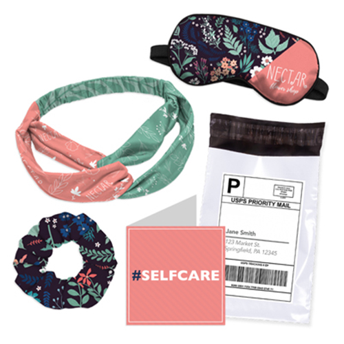 Self Care Mailer Kit