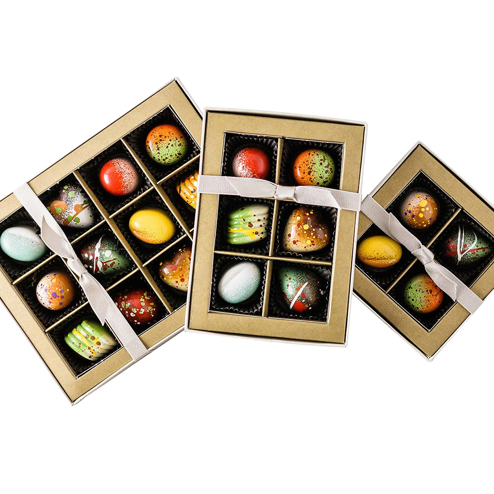 Ghyslain's Signature Collection Chocolate Gift Box