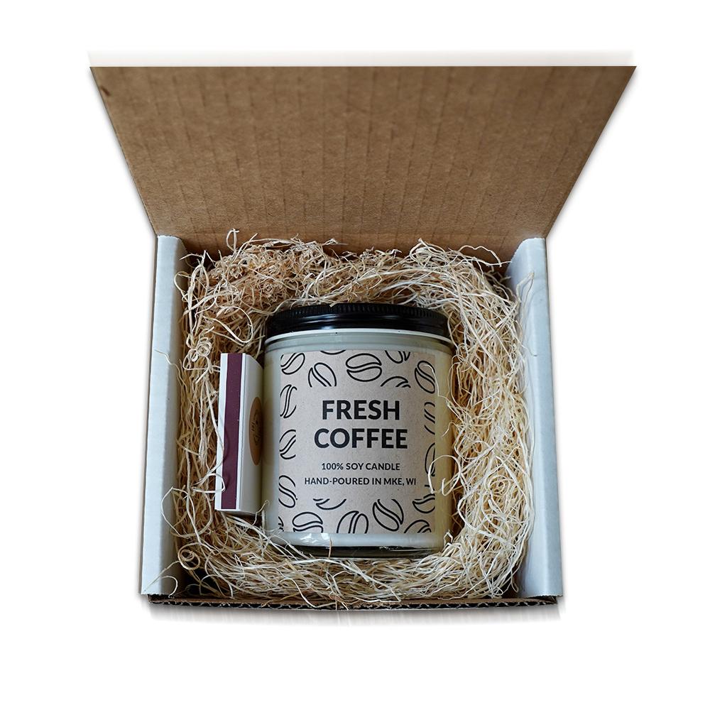 Custom Candle Box