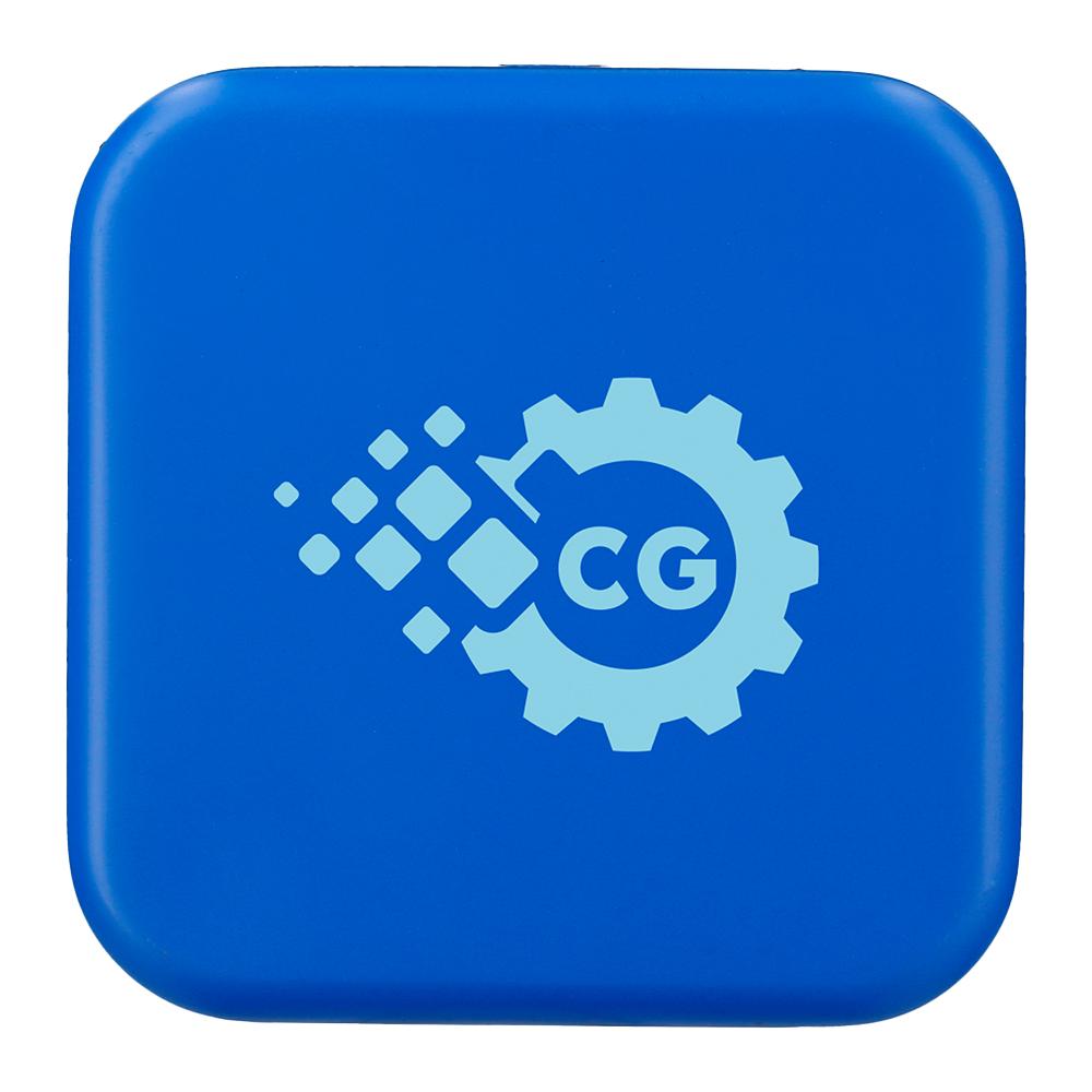 Custom Boost Bluetooth Speaker and Charging Pad