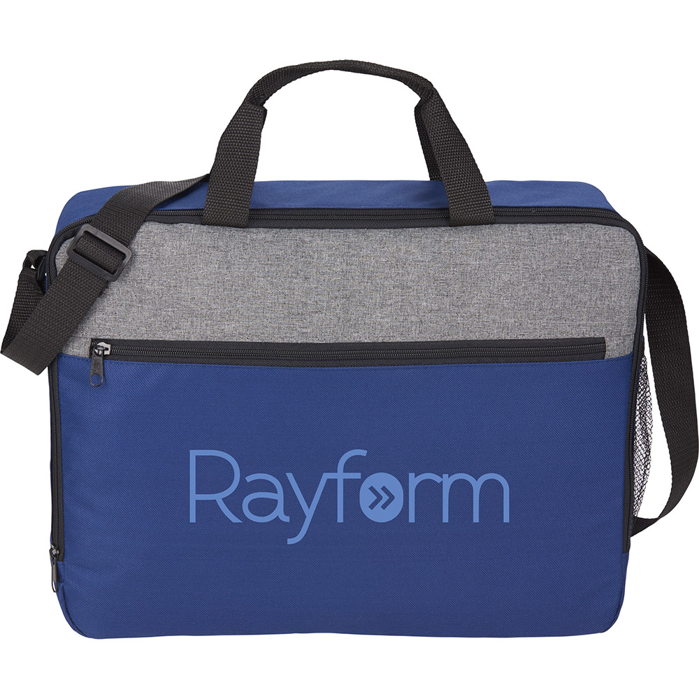 Custom 15'' Panel Computer Business Case with Adjustable Strap