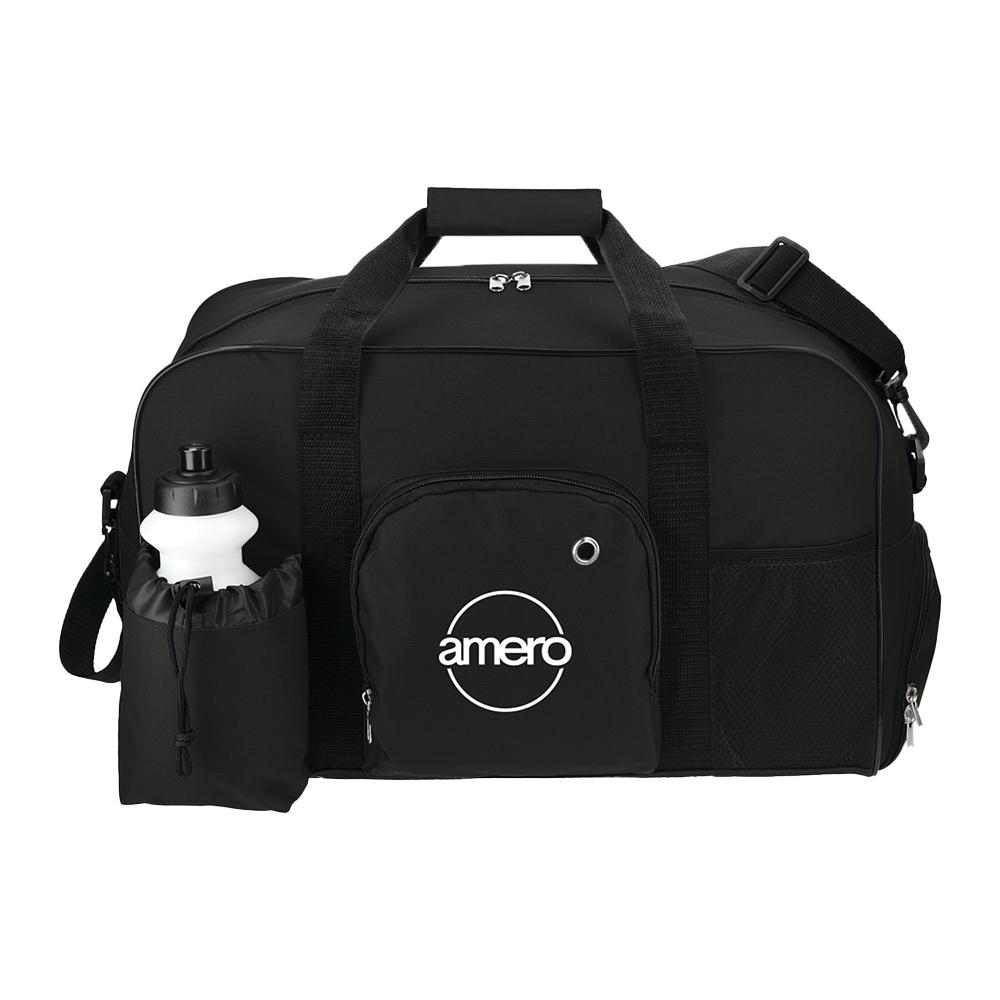 """Weekender 18.5"""" Deluxe Custom Duffel Bag"""