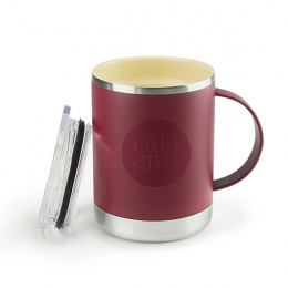 Custom Asobu® Ultimate Insulated Mug
