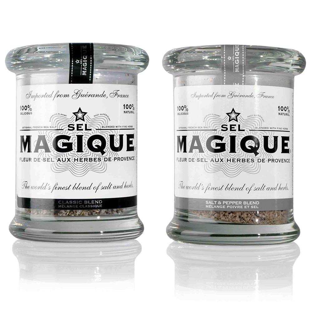 Sel Magique Large Jar Duo