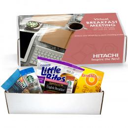 Custom Breakfast Meeting in a Box